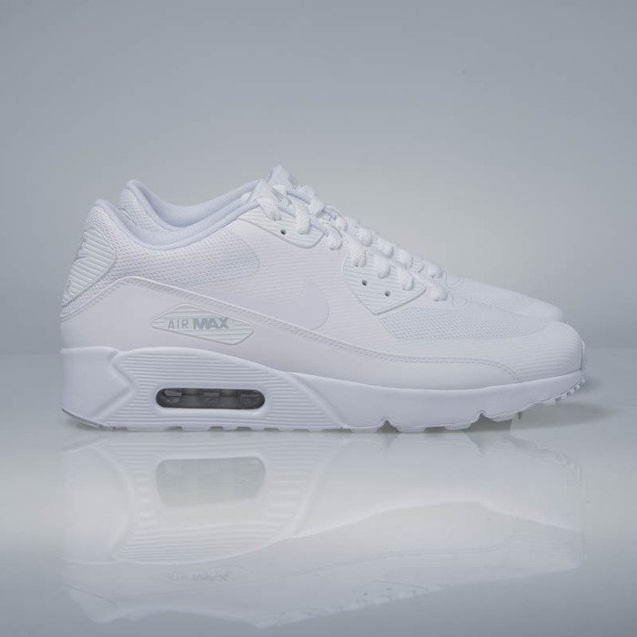 Sneakers buty Nike Air Max 90 Ultra 2.0 Essential white white 875695 101