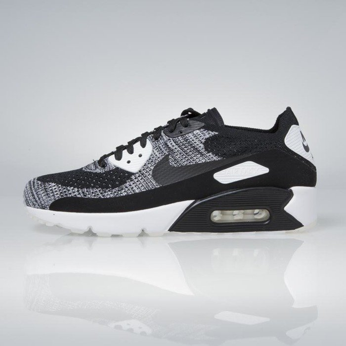 classic fit 00d83 c2119 ... Sneakers buty Nike Air Max 90 Ultra 2.0 Flyknit black / black-white  875943- ...