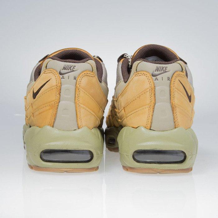 Sneakers buty Nike Air Max 95 Premium bronze baroque brown bamboo 538416 700
