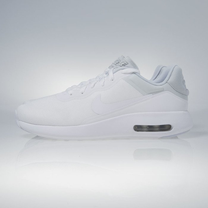 Sneakers buty Nike Air Max Modern Essential white white cool grey pure platinum (844874 100)
