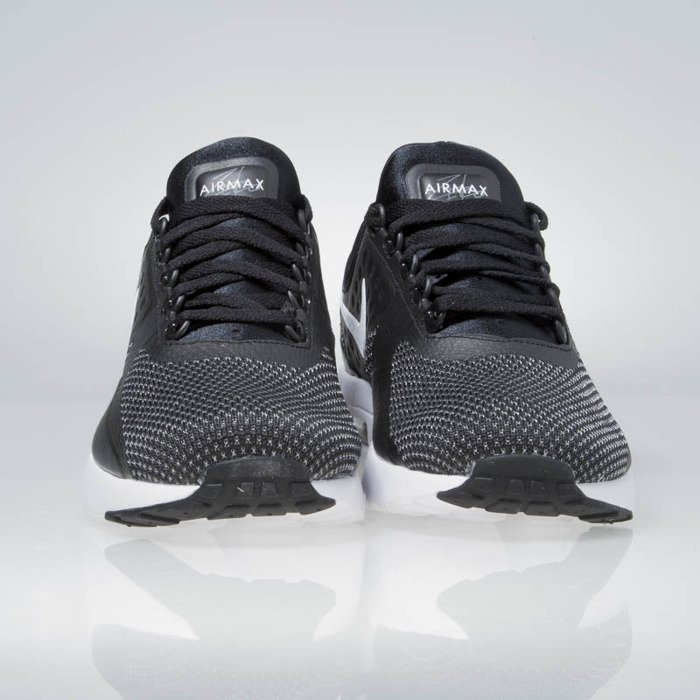 finest selection be6c9 432ef ... Sneakers buty Nike Air Max Zero Essential black  white-dark grey  876070-004 ...