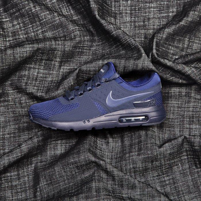 a2159206c29 ... Sneakers buty Nike Air Max Zero Qs binary blue   obsidian-blue fox  789695- ...
