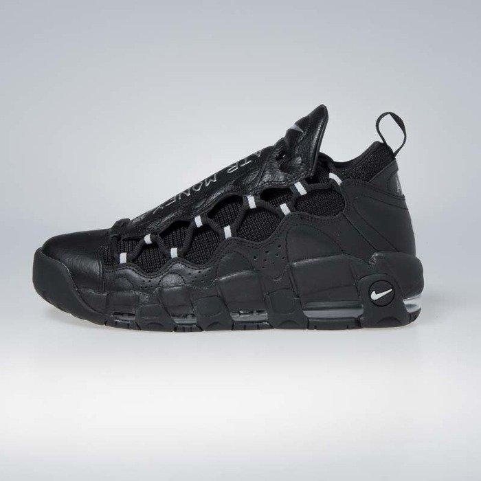 sports shoes 60973 2d7fe ... Sneakers buty Nike Air More Money black / metallic siver- black AJ2998- 002 ...