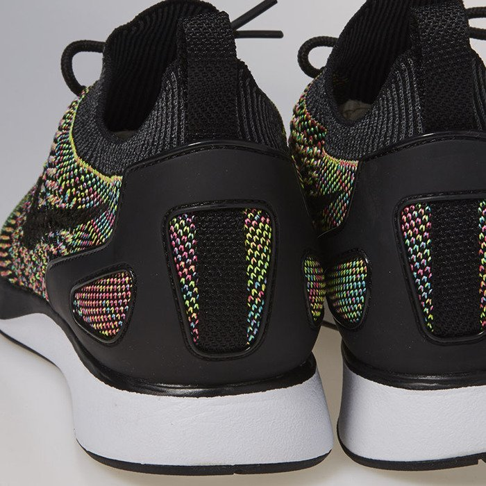 dce3d02a0c28c ... Sneakers buty Nike Air Zoom Mariah Flyknit Racer white   black - volt - chlorine  blue ...