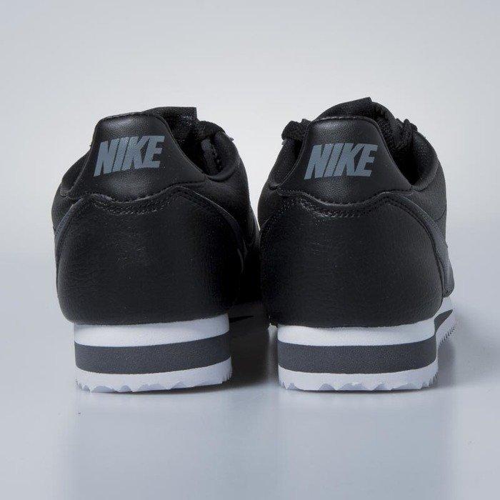 Sneakers Buty Nike Classic Cortez Leather Black Dark
