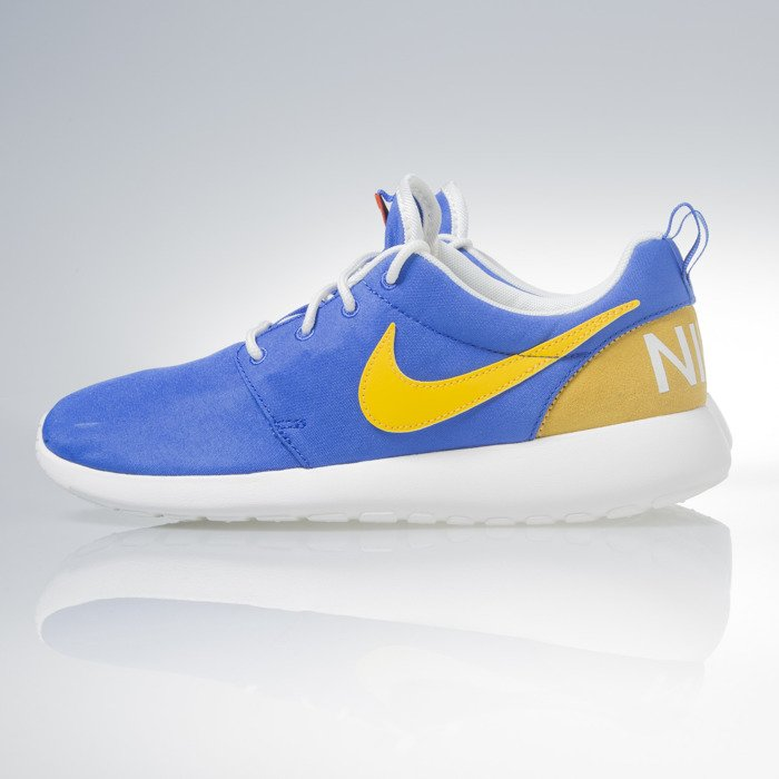 newest 4f45b 45031 ... Sneakers buty Nike Roshe One Retro racer blue (820200-471) ...