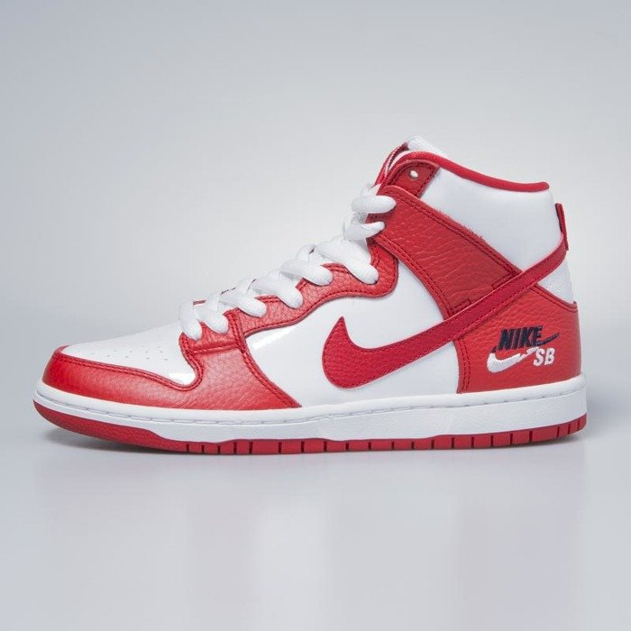 cheap for discount f0784 f34d6 ... Sneakers buty Nike SB Dunk High Pro university red  university red  854851-661 ...
