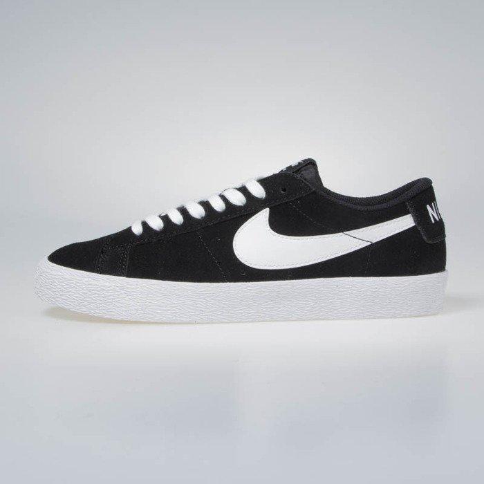 wholesale dealer f55db bcda1 ... Sneakers buty Nike SB Zoom Blazer Low blackwhite-gum light brown  (864347 ...