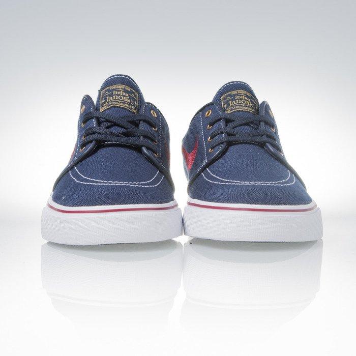 online retailer 02f2f 776cc ... Sneakers buty Nike SB Zoom Stefan Janoski CNVS obsidian (615957-467) ...