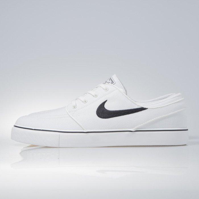 91a75fcd226c ... Sneakers buty Nike SB Zoom Stefan Janoski CNVS summit white   black  (615957-100 ...