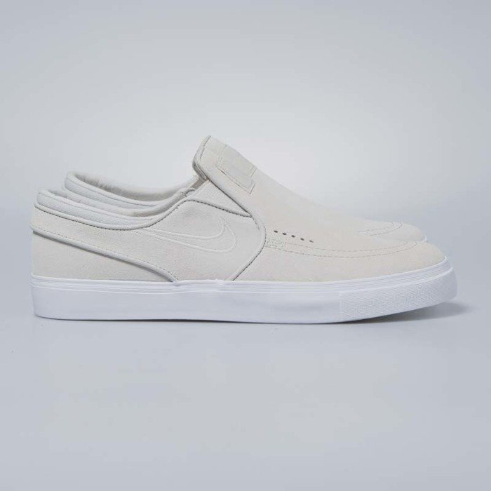 c059eeece96 Sneakers buty Nike SB Zoom Stefan Janoski Slip white  light bone - white  833564- ...