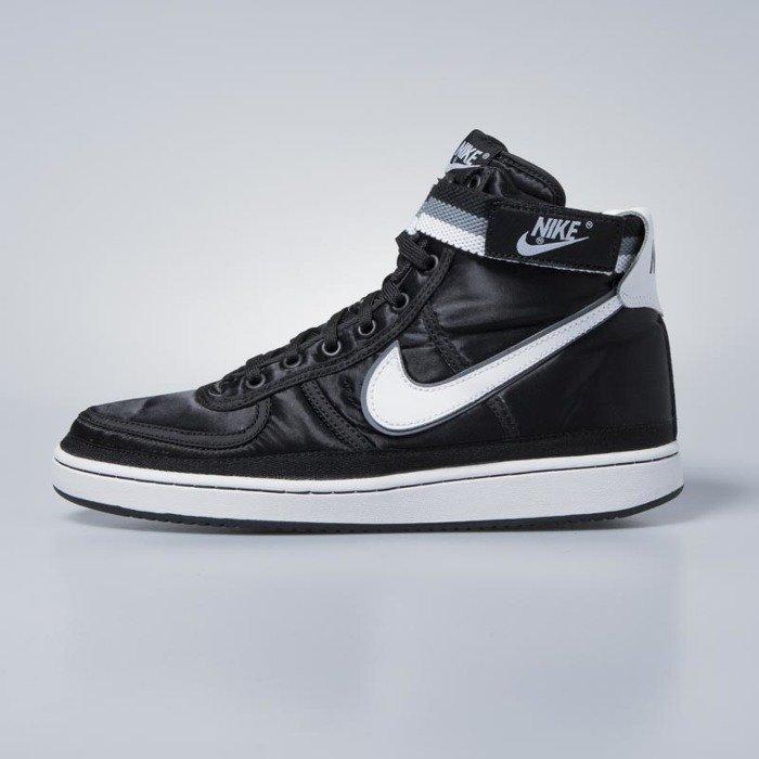 new arrival 1d001 a8e45 ... Sneakers buty Nike Vandal High Supreme black  white - white - cool  grey 318330- ...