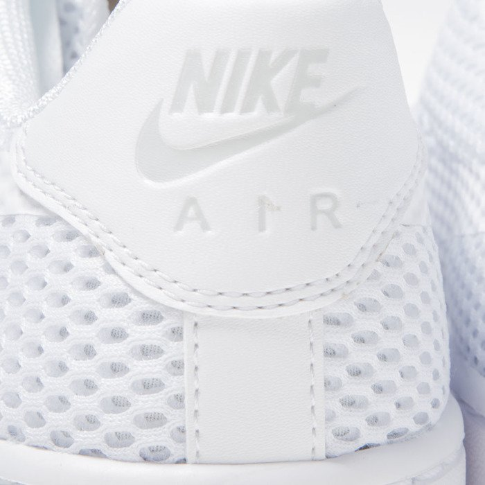 Sneakers buty Nike WMNS Air Force 1 Low Upstep BR white