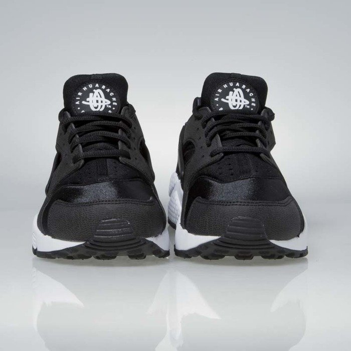 on sale 7e1ab cd1f9 ... Sneakers buty Nike WMNS Air Huarache Run black   black-white 634835-006  ...
