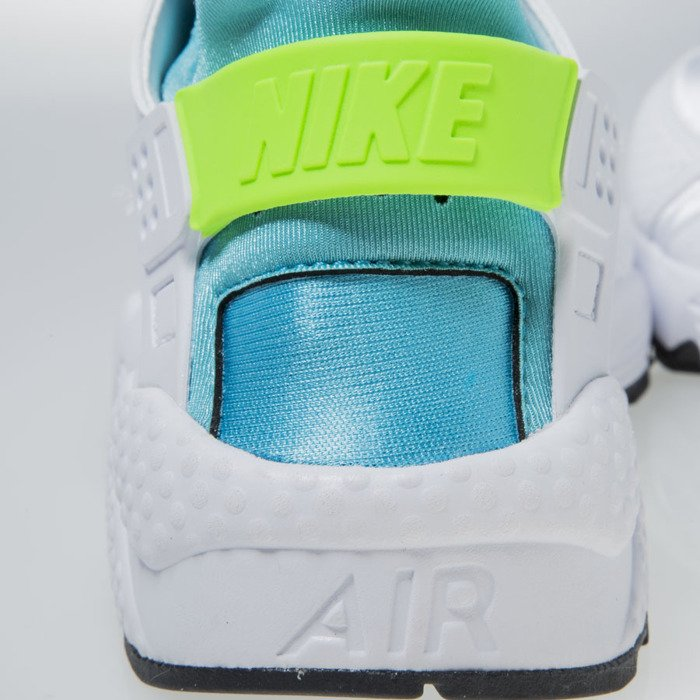 Buty Nike Wmns Air Huarache Run (634835 109) Gamma blueElctrc green