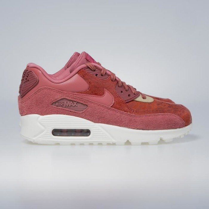 Sneakers buty Nike WMNS Air Max 90 SD light redwood light