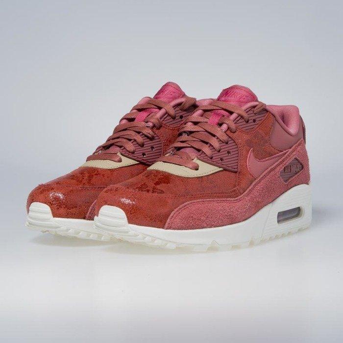 best service 8764c b742b ... Sneakers buty Nike WMNS Air Max 90 SD light redwood   light redwood  920959-800 ...