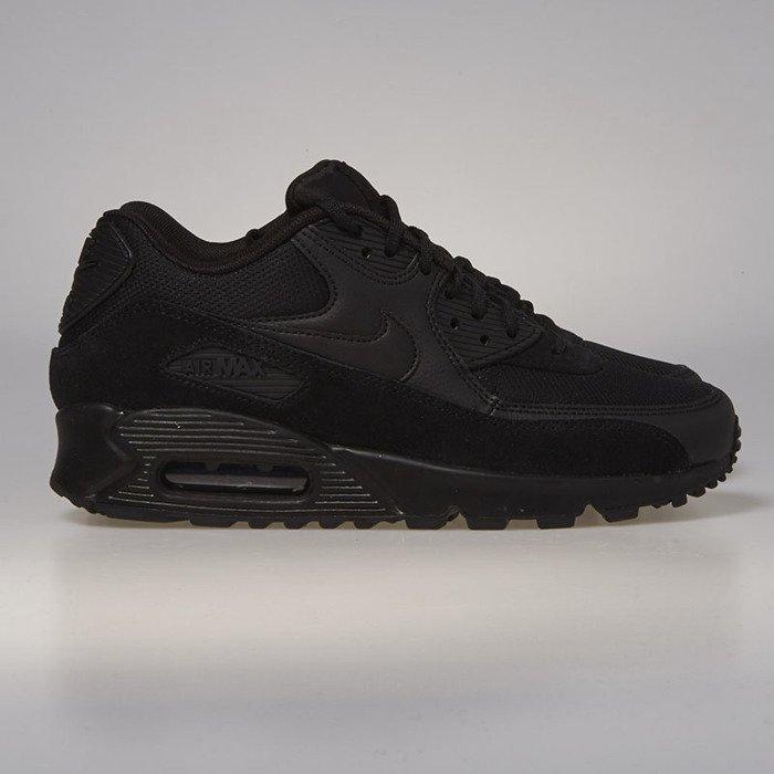 Sneakers buty Nike WMNS Air Max 90 black black black 325213 043