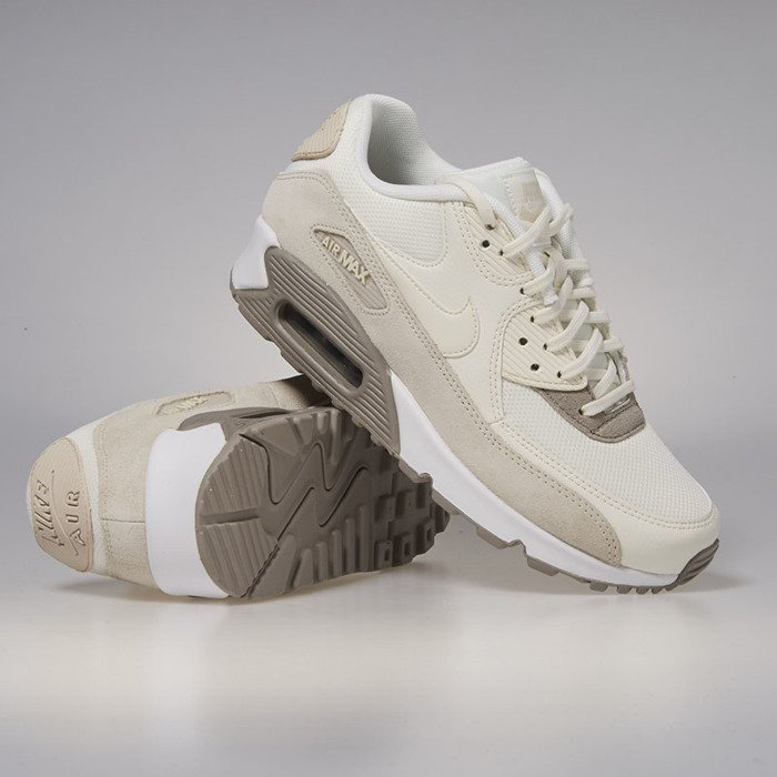 Wmns Air Max 90 Light Orewood Brown Sail