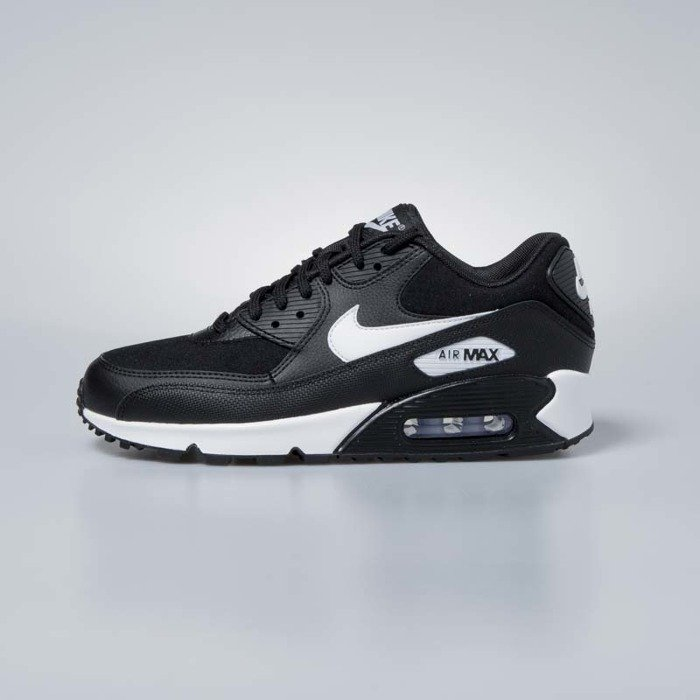Sneakers buty Nike WMNS Air Max 90black white 325213 047