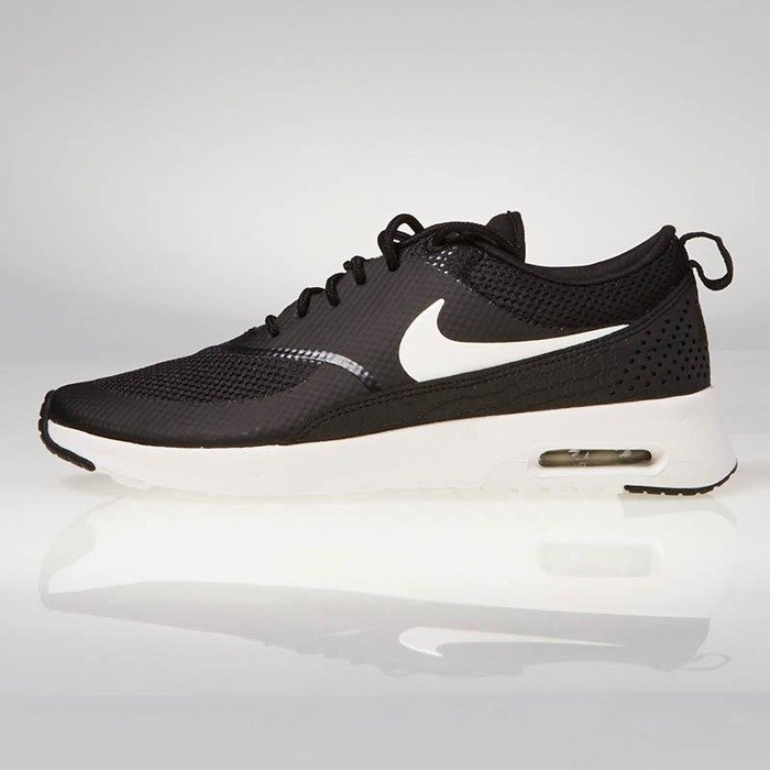 Sneakers buty Nike WMNS Air Max Thea black summit white 599409 020