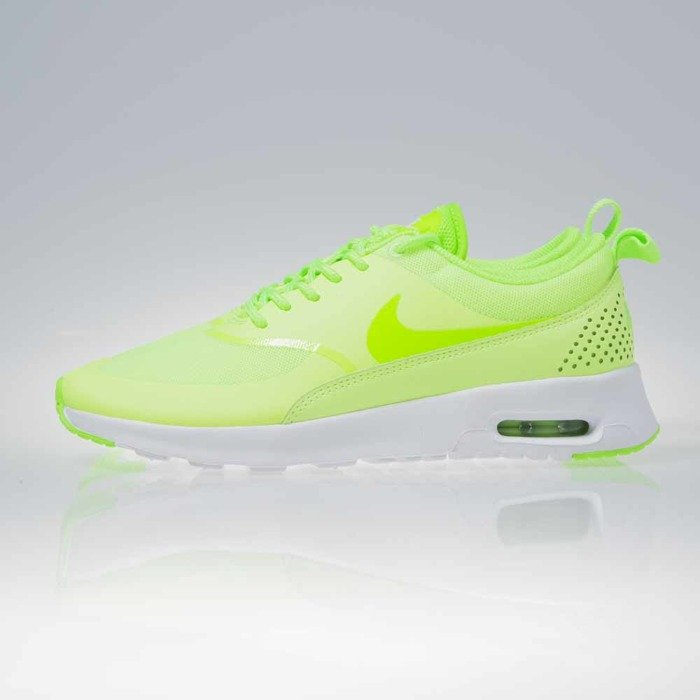 ... Sneakers buty Nike WMNS Air Max Thea ghost green   elctrc green-white  (599409 ... 6446c6767766