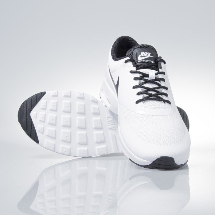 ... Sneakers buty Nike WMNS Air Max Thea white   black (599409-102) ... 9f3eb00dfe2