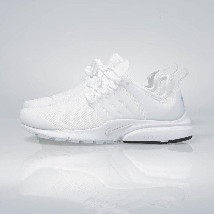 Sneakers buty Nike WMNS Air Presto white pure platinum white 878068 100