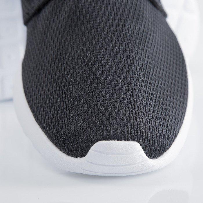 sports shoes 101a0 381eb ... Sneakers buty Nike WMNS Roshe Run One black  metallic platinum - white  (511882- ...