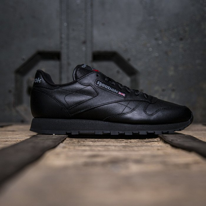Sneakers buty Reebok Classic Leather Black (3912)   Bludshop.com fdfbfbf87eb2