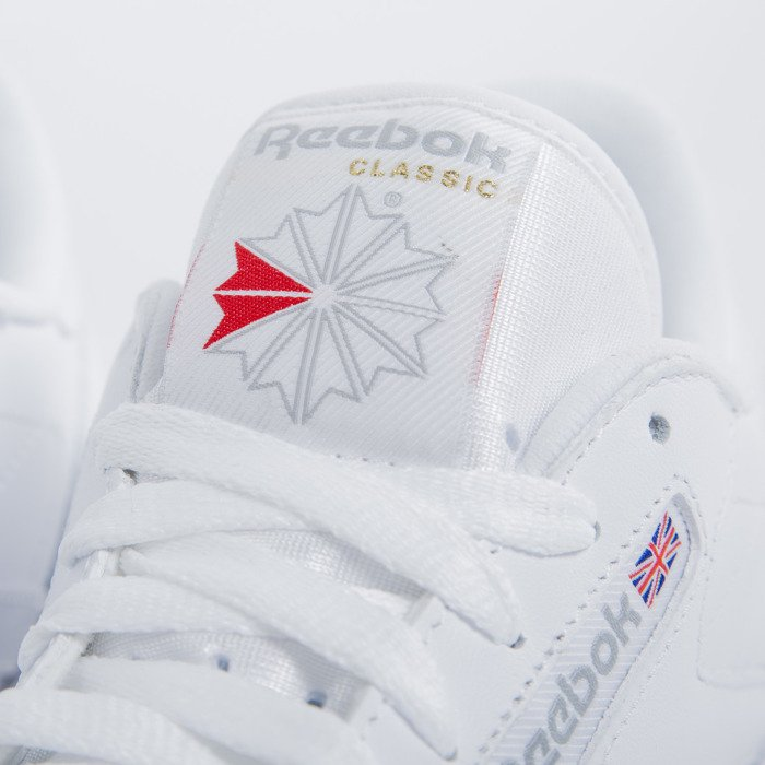 2b83ed9dc1341 ... Sneakers buty Reebok Classic Leather WMNS White   Gum (49803) ...