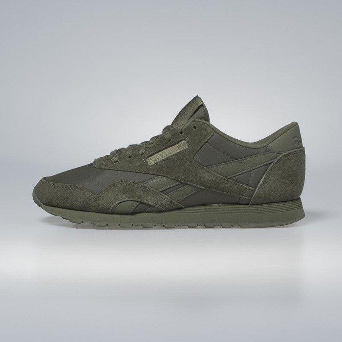 Sneakers buty Reebok Classic WMNS Nylon hunter green hunter green BS7759