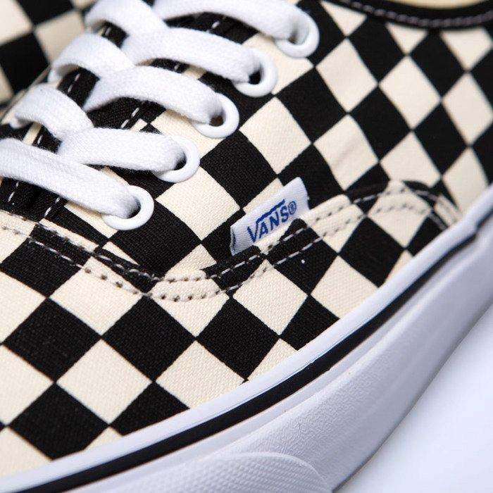 Sneakers buty Vans Authentic Golden Coast black white (VN000W4NDI01)