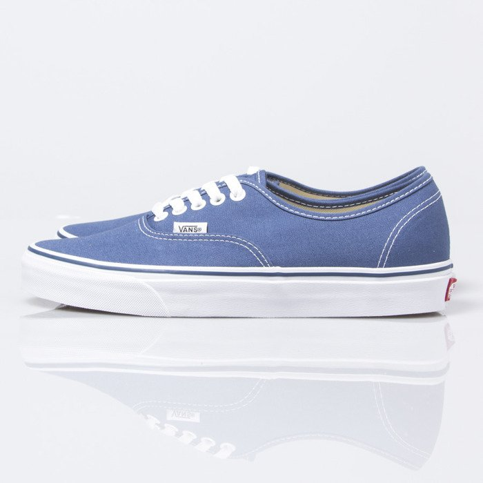 Sneakers buty Vans Authentic navy (VN 0 EE3NVY)