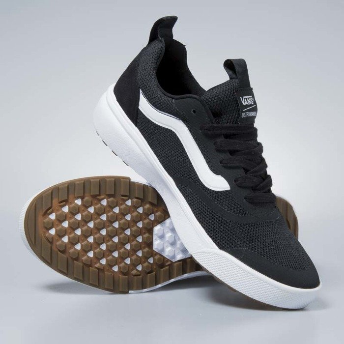 Sneakers buty Vans Ultra Range Rapid black white VN0A3MVUY28