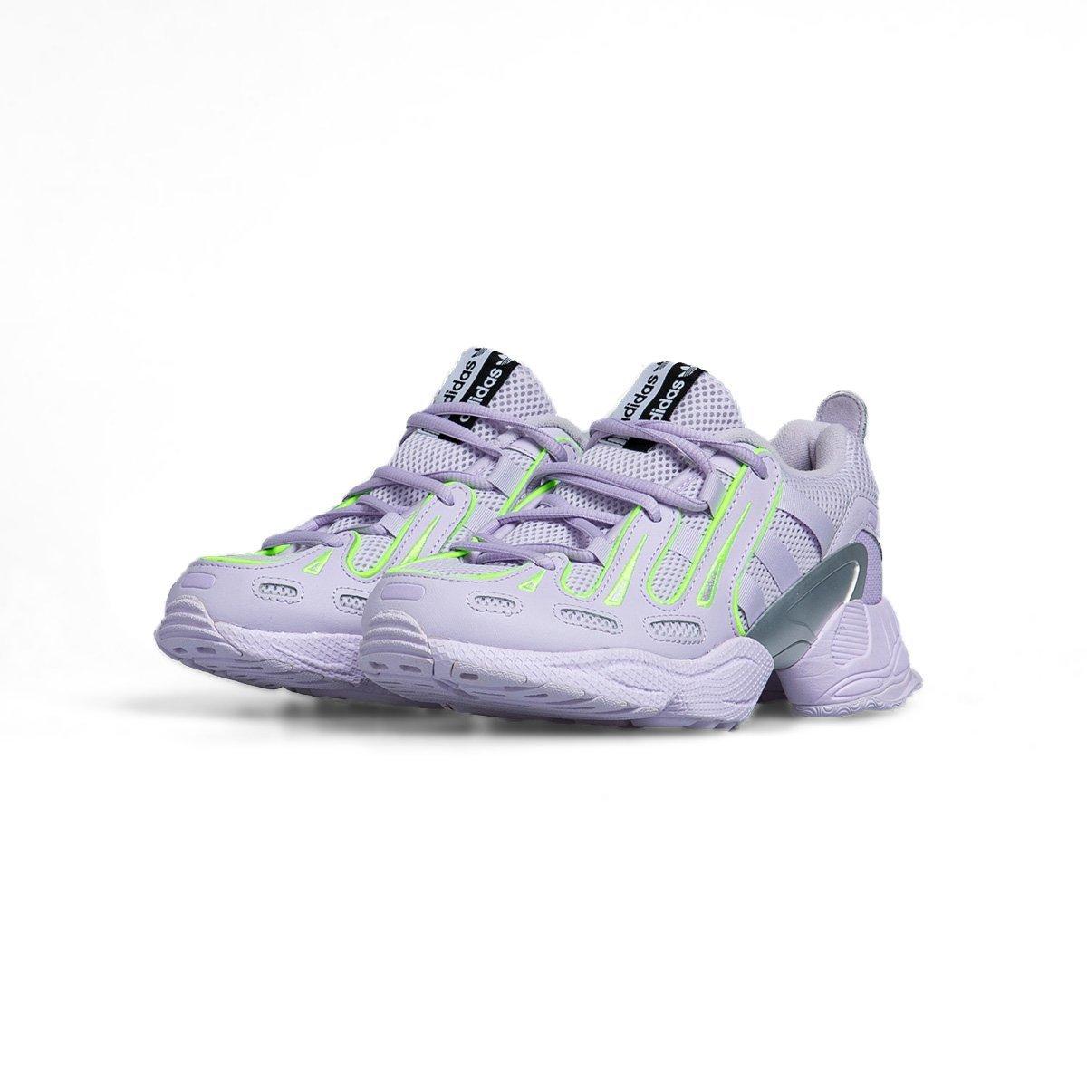 Sneakers buty damskie Adidas Originals EQT Gazelle fioletowe (EF5322)