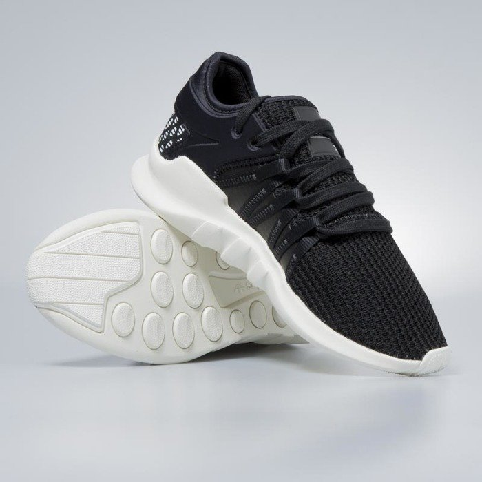 Sneakers buty damskie Adidas Originals EQT Racing ADV core black core black off white BY9798