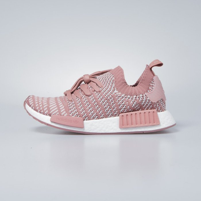 93fb0744 ... Sneakers buty damskie Adidas Originals NMD_R1 STLT PK ash pink / orchid  tint / footwear white ...