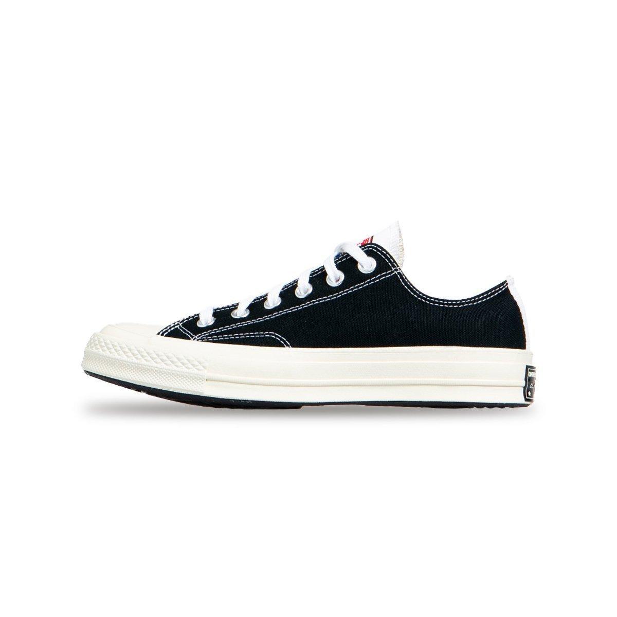 Sneakers buty damskie Converse Chuck 70 OX czarne (166749C)