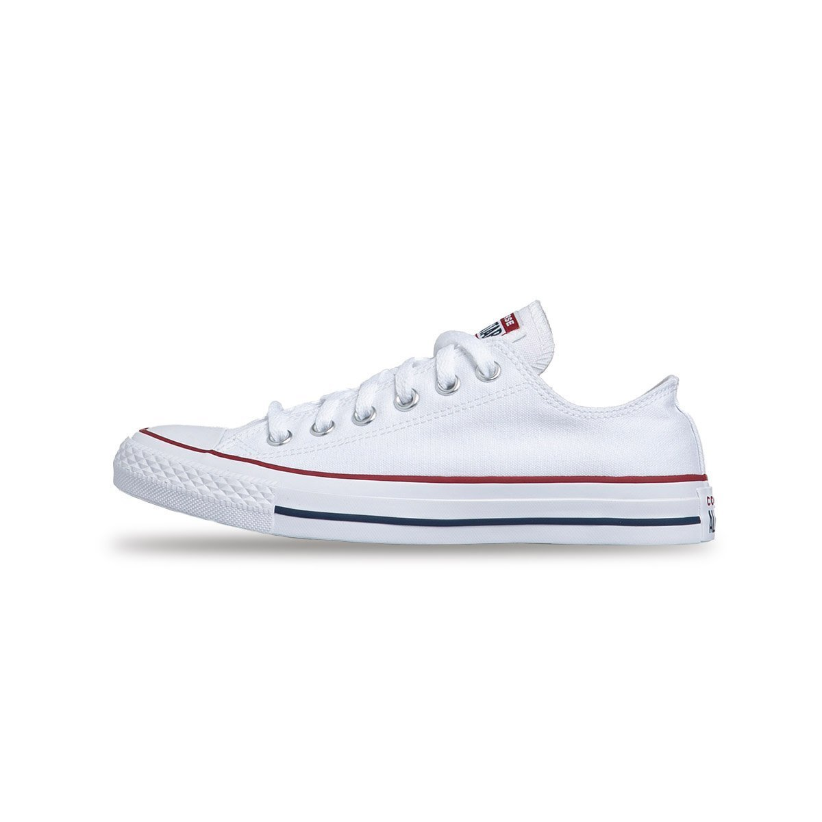 Sneakers buty damskie Converse Chuck Taylor All Star OX białe (M7652C)