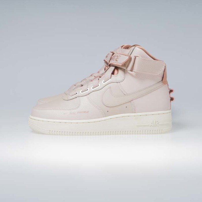 Sneakers buty damskie Nike Air Force 1 High Utility particle