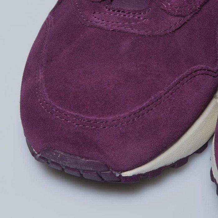Sneakers buty damskie Nike Air Max 1 Premium SC bordeaux blur bio beige AA0512 600
