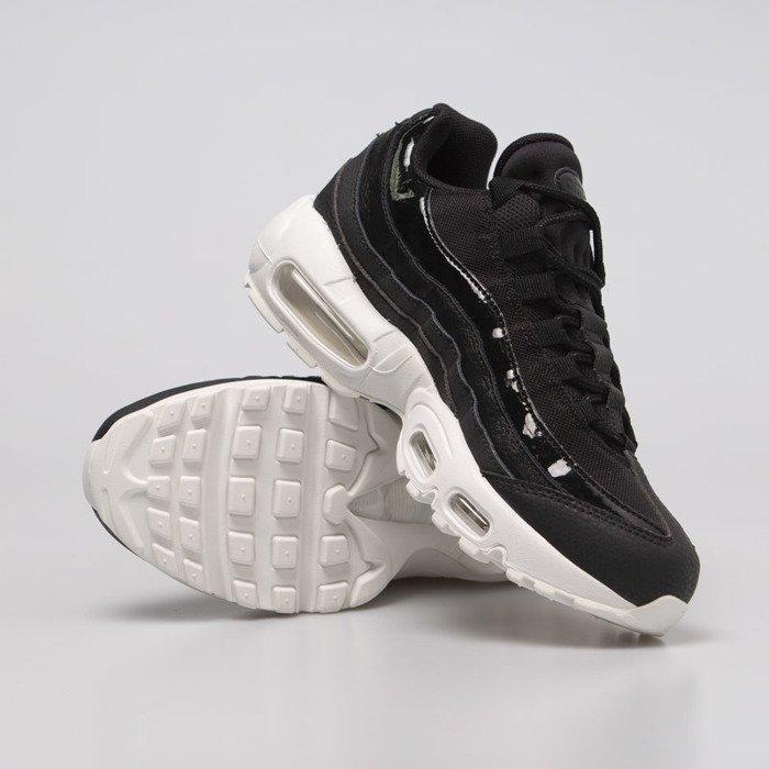 "Damskie Nike Air Max 95 Premium ""Black Summit White"