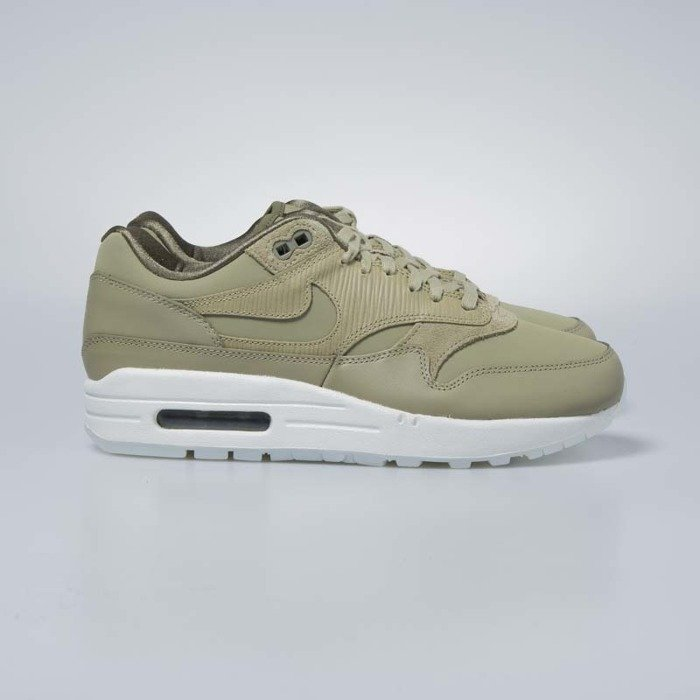 innovative design 8469b de432 Sneakers buty damskie Nike WMNS Air Max 1 Premium neutral olive   neutral  olive 454746- ...