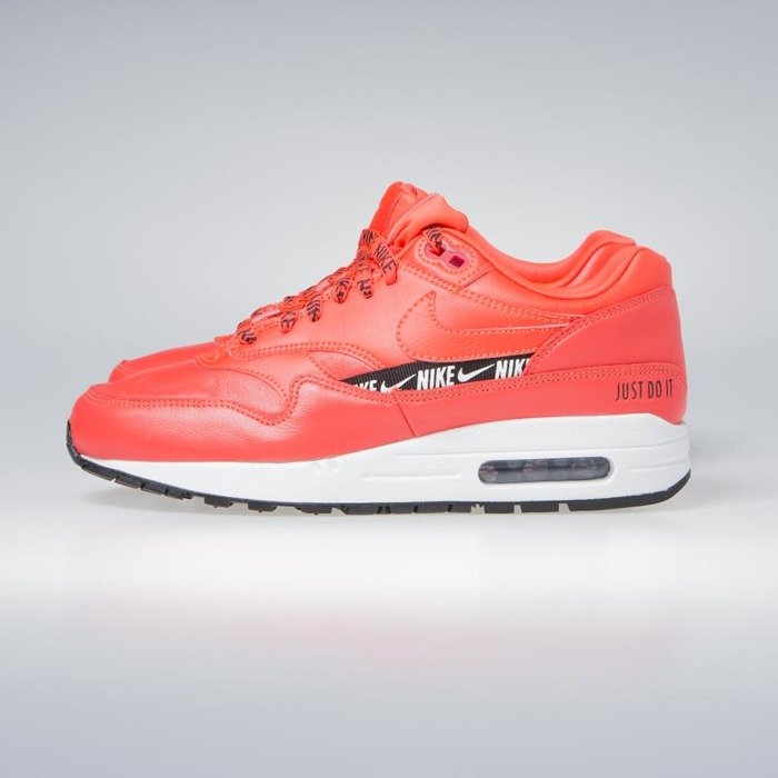Sneakers buty damskie Nike WMNS Air Max 1 SE bright crimson