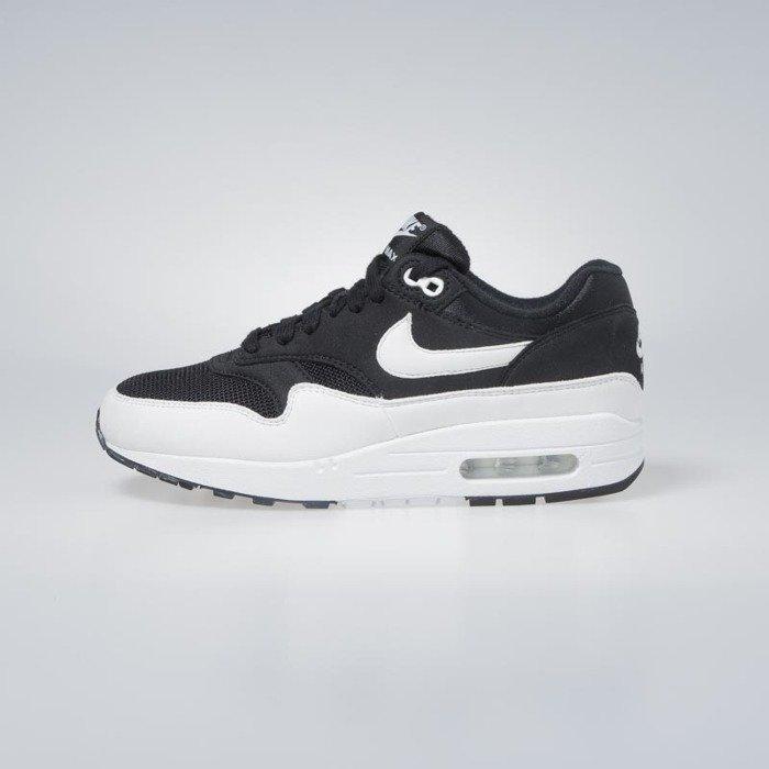 Sneakers buty damskie Nike WMNS Air Max 1 blackwhite 319986 034