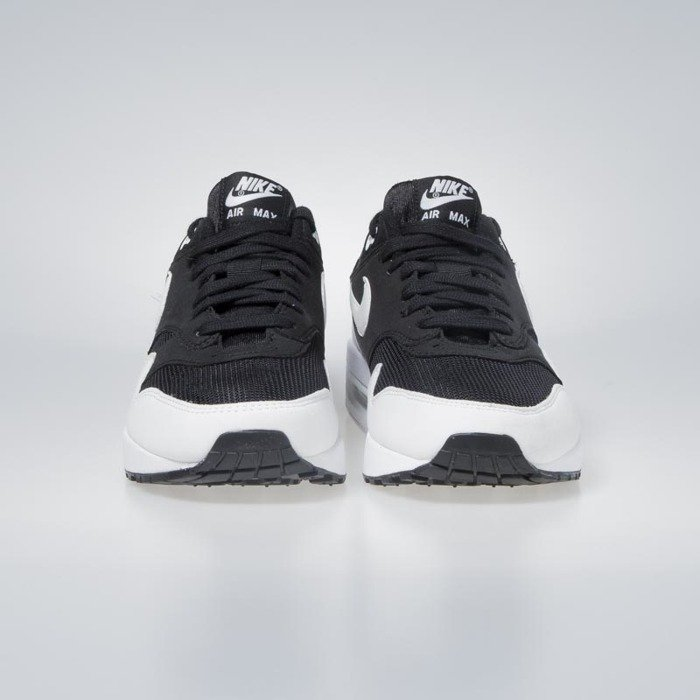 info for ea7bc 5b496 ... Sneakers buty damskie Nike WMNS Air Max 1 blackwhite 319986-034 ...