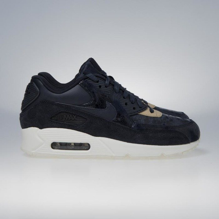 Sneakers buty damskie Nike WMNS Air Max 90 SD dark obsidian