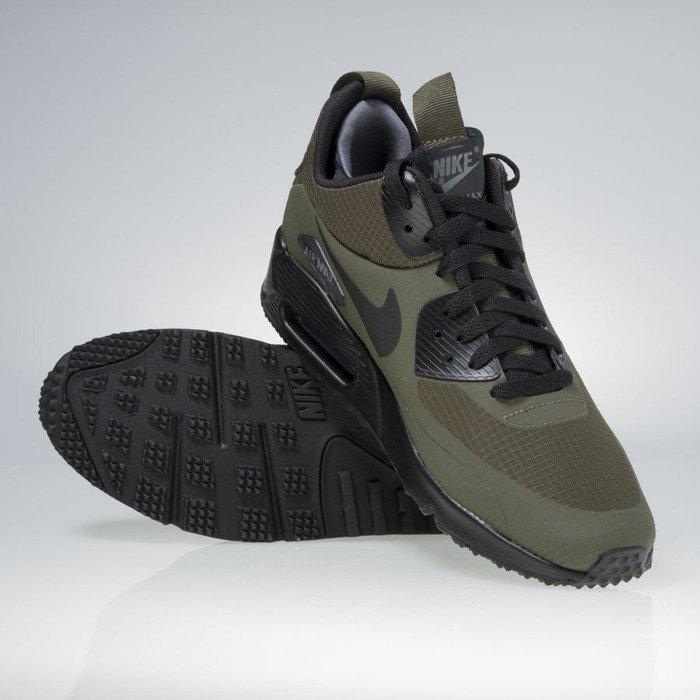 Sneakers buty zimowe Nike Air Max 90 Mid Winter dark loden