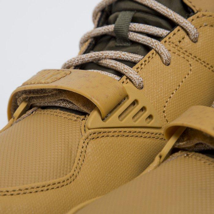Sneakers buty zimowe Nike Air Trainer SC 2 Boot wheat darl loden sail (80581 700)